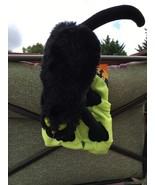 Dog Rider Costume - Black Cat Plush - Size SMALL - NWT - Halloween - $16.82