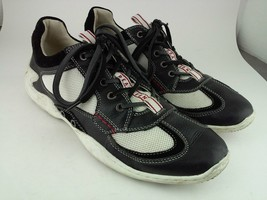 tgw20151223200416586 Kenneth Cole Reaction White/Black Sneaker - $35.99
