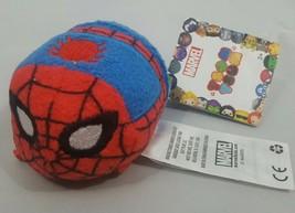 Spider-Man 2.0 Collection Marvel Disney Mini Spider-Man Tsum Tsum Plush ... - $7.91