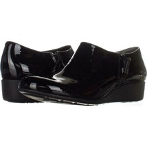 Cole Haan Callie Slip-On Waterproof Rain Shoes 322, Black, 6.5 US - $47.99