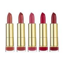 Max Factor Colour Elixir Lipstick - Choose Shade - New - $7.63