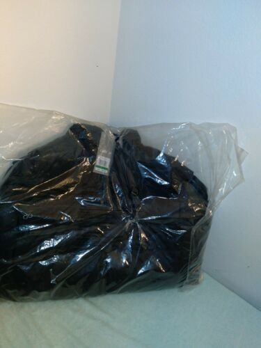 CARE OF BY PUMA Women's Size L Funnel Neck Puffer Jacket Black new sealed w/tags
