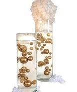 4 Packs Sale No Hole Gold Pearls - Jumbo/Assorted Sizes Vase Decorations... - $27.00