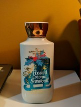 Frosted Coconut Snowball Bath & Body Works Lotion 8oz - $13.29