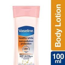 Vaseline Healthy White Sun + Pollution Protection SPF 24 PA++ Body Lotio... - $10.99