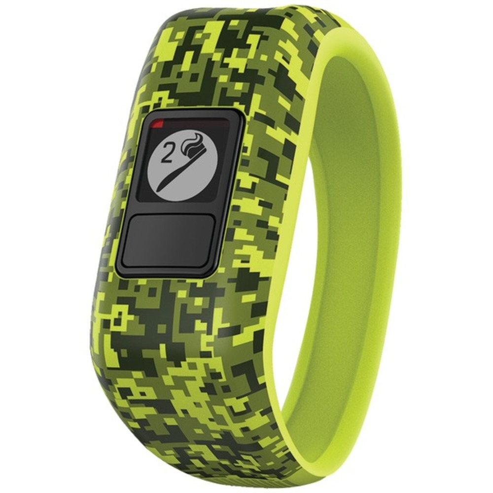 Primary image for Garmin 010-01634-01 vivofit jr. Fitness Band (Digi Camo)