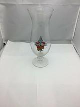 Vintage Hard Rock Cafe Pilsner Beer Glass 25 Years Est. London 1971 - $14.85