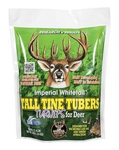 Whitetail Institute Imperial Tall Tine Tubers Food Plot (3-Pound (.5 acr... - $35.95