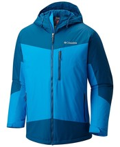 Columbia Wister Slope Men's Thermal Coil Insulated Jacket Sz S, WM0809-402 - $95.99