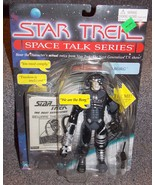 Vintage 1995 Star Trek Borg Space Talk Series Action Figure New In The P... - $29.99