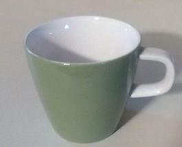 "Mikasa Green Cera -Stone Coffee/Tea Cup/Mug 3"" Tall - $5.00"