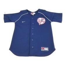 Nike New York Yankees Blue Toddler/Kids Jersey Size 6 - €12,72 EUR