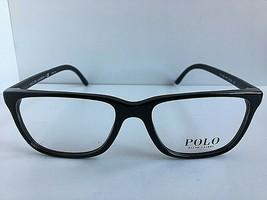 New Polo Ralph Lauren Rx PH21295517 Black Deep Purple Men's Eyeglasses F... - $119.99