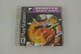 Shooter Space Shot PlayStation Video Game 2001 Rated E One-Player Made in USA  - $14.50