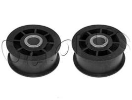 2 PCS Washer Idler Pulley Wheel for 40045001 WP40045001 PS2040929 - $9.79