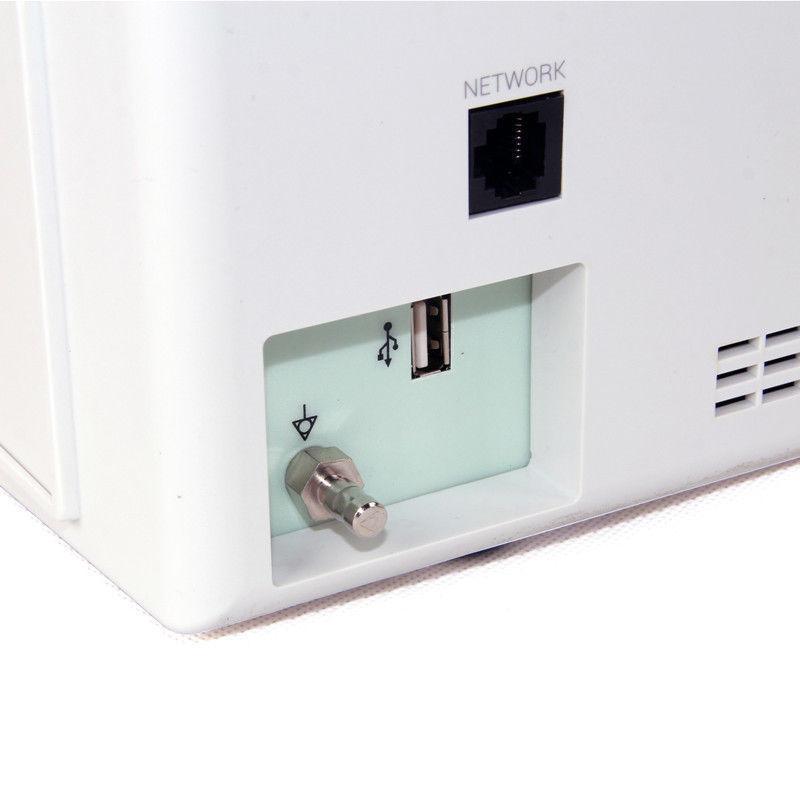 FDA CE Contec Portable Vital Signs ICU Patient Monitor Capnograph 7Parameter+CO2