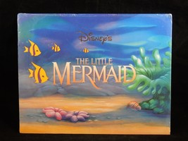 Disney Store Exclusive Lithograph Portfolio ~ The Little Mermaid SEALED - $14.84