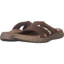 Earth Origins Westfield Waverly Slip On Sandals 002, Bat, 8.5 US - $26.77