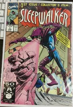 Sleepwalker # 1 Marvel 1991 First Appearance Direct Edition comic - £13.55 GBP
