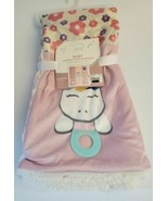 """Born Loved Baby Interactive Blanket - 30"""" x 40"""" - NEW - $12.95"""