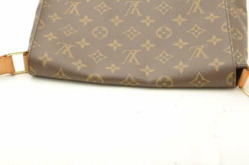 LOUIS VUITTON Monogram Musette Shoulder Bag M51256 LV Auth 10485 image 5