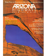 1991 MAY ARIZONA HIGHWAYS HAUNTS SKELETON CAVE PRESCOTT FRONTIER PIPE SP... - $22.28