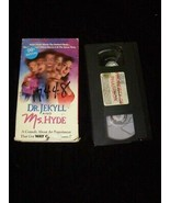 Dr. Jekyll & Ms. Hyde VHS - $19.99