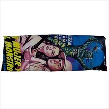 dakimakura body hugging pillow case cover creature black lagoon halloween  - $36.00