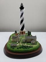"The Danbury Mint ""Limited Edition Cape Hatteras"" Authentic Lighthouse Sculpture - $74.80"
