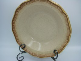 Mikasa Whole Wheat No Design E8000 1 Serving Bowl 9 1/2'  Perfect Condition - $27.10