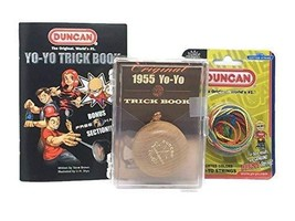 Duncan YoYo Kit - Brown Tournament Yo-Yo, Multi-Color Yo-Yo String 5 Pac... - $31.67