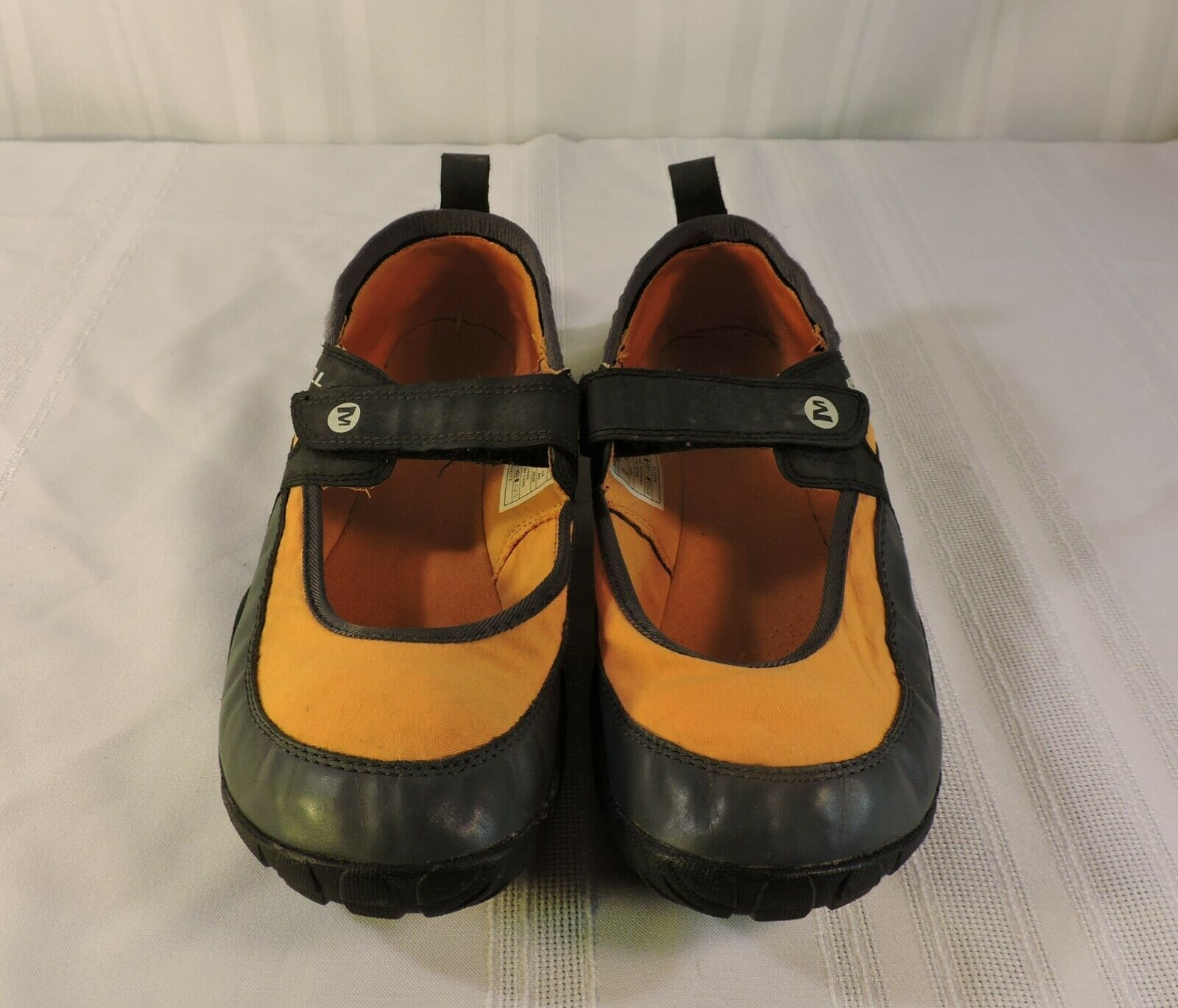 MERRELL Barefoot Pure Glove Training Shoes Women's US Size 9 / EU 40 Orange