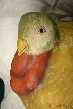 Bethany Lowe Large Harvest Turkey Paper Mache image 3