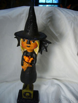 Bethany Lowe  Witchy Bat Girl no. HH9216 image 1