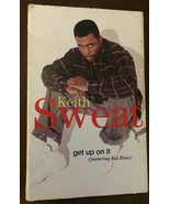 Vintage Keith Sweat Get Up on It cassette tape single PLUS Absoulute Cas... - $20.00