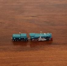 Lionel Blue Comet Steam Locomotive Tender Hallmark Keepsake Miniature 2003 - $14.50