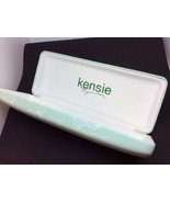 KENSIE Eyewear Hard-case Rare Mint Green & White New Read - $8.90