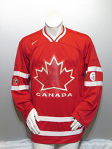 Team Canada Hockey Jersey - 2010 Home Jersey by Nike - Men's Large  - $125.00