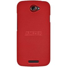 Amzer Snap On Case for HTC One S - Dark Red - $9.85