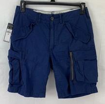 Polo Ralph Lauren Men's Classic Fit Cargo Shorts Blue 30 - $28.70