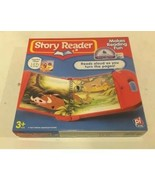 Story Reader Includes Disney's The Lion King Book Cartridge Read Along NEW! - $56.06