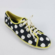 Keds X Kate Spade Jump Shoes Apple Print Canvas Sneakers - $59.33 CAD
