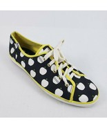 Keds X Kate Spade Jump Shoes Apple Print Canvas Sneakers - $44.75