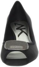 Klein M Women's M Black10 Nibble B PumpBlack Sport US Anne US 10 dAqw7gRd