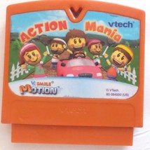 VTECH: Action Mania [Vsmile Motion Game] *Cartridge Only* Ships in 12 ho... - $4.39