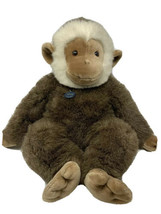 "Vintage GUND Cappuccino the Monkey 21"" Limited Edition 1983 Collectors Classics - $39.59"