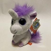 "Wild Republic Unicorn Plush Stuffed Animal Plush Toy Kids Gifts Lavender 5"" - $8.70"