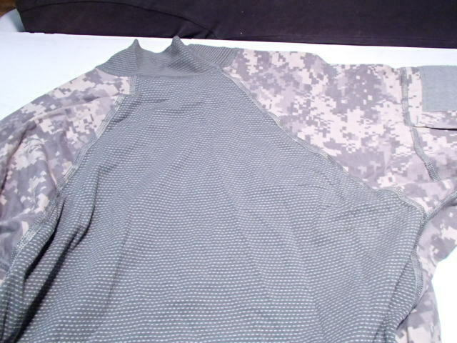 Primary image for  MASSIF Army Combat Shirt X-Lrg Digital Camo Flame Resistant ~ Nice One