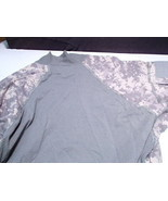 MASSIF Army Combat Shirt X-Lrg Digital Camo Flame Resistant ~ Nice One - $26.95