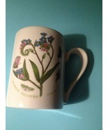 "PORTMEIRION Botanic Garden MUG ""Forget Me Not Myosotis"" Blue and Pink -F... - $20.00"